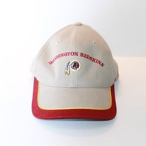 Annco NFL Washington Redskins Gray & Red Hat